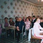 В учебном классе на курсах по эниоинженерии 2006 г.